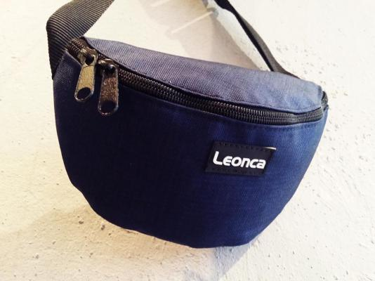 Hip Bag from Cordura blau Gr. S - L